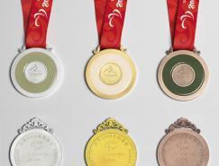 北京2008年残奥会奖牌式样发布
