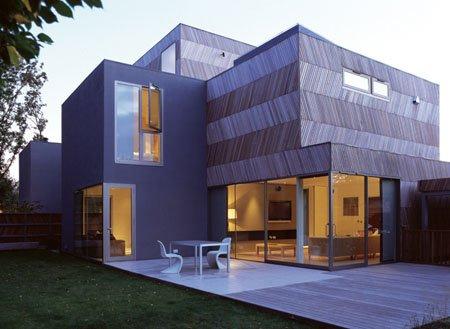 Herringbone别墅设计