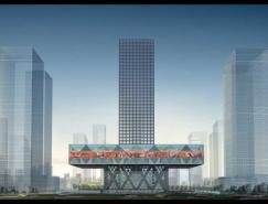 OMA作品:新深圳證券交易所