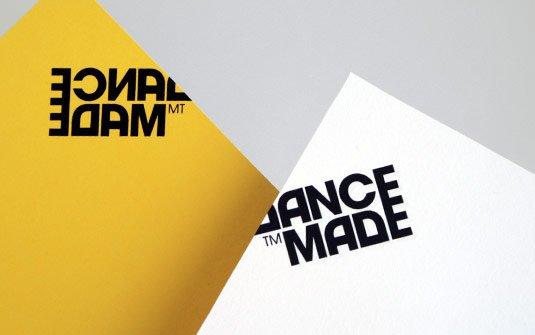 dancemade优秀平面设计欣赏