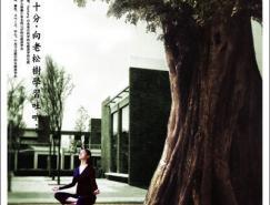 青荷:楼盘广告设计