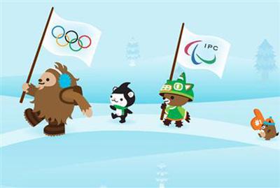 奥运吉祥物名字_2010年加拿大温哥华冬季奥运会吉祥物设计揭晓 - 设计之家