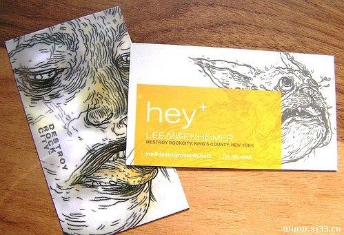 国外卡片设计作品集(七)