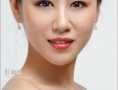 PS調色教程:美女人像的5種流行色調