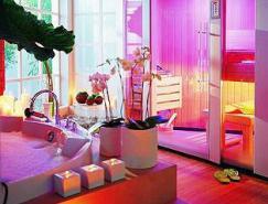 紫色卫浴的天籁魅力
