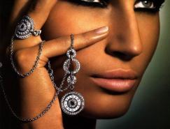 宝格丽(BVLGARI)珠宝广告摄影