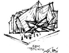 DanielLibeskind作品:皇家安大略湖博物馆