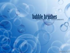 透明气泡PS笔刷下载