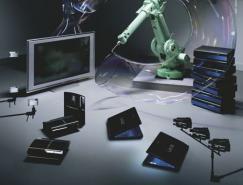 SONYHD1080电视广告设计