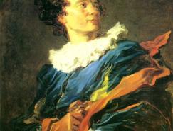 法国罗可可风格代表画家让·