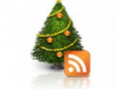 圣诞节主题rsspng图标
