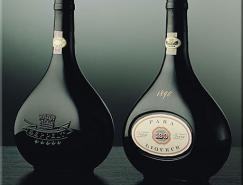 barrietucker经典的葡萄酒瓶设计