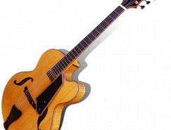 吉它超大png图标