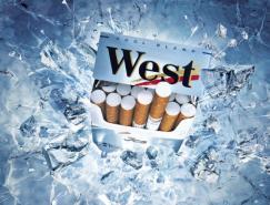 WEST香烟广告摄影