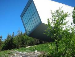 挪威PetterDass博物館建筑設計欣賞