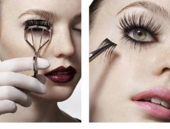 SarahSilver时尚彩妆摄影
