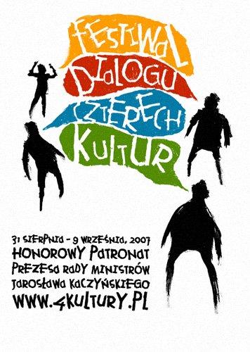 K4海报设计欣赏