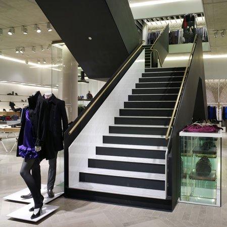 Reiss伦敦旗舰店室内设计