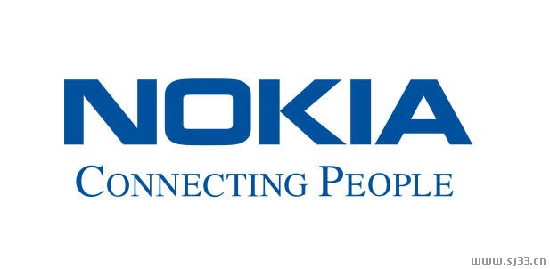 诺基亚标志矢量图__企业logo标志