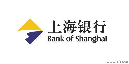 上海银行矢量标志下载