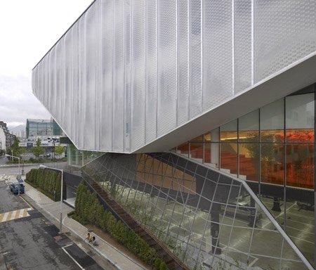 MassStudies设计的釜山Xi美术馆