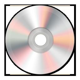 七彩光盘png图标 256x256 设计之家