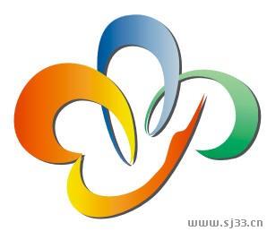 武汉电视台标志矢量图