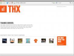 Barnett网页设计欣赏