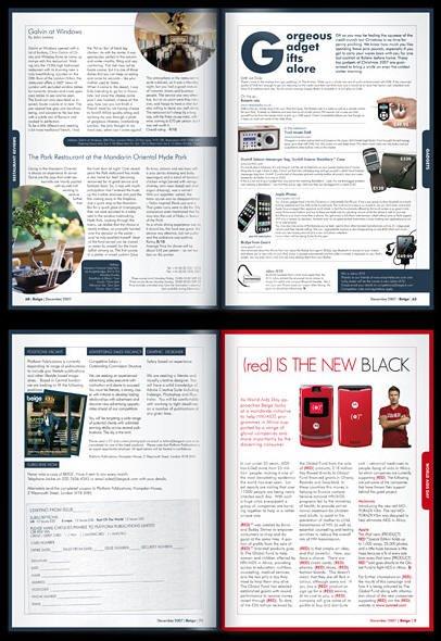 创意杂志封面版式设计图片展示