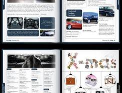 Beige杂志版式设计