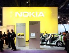 2008年国际消费电子展(CES)Nokia展台设计
