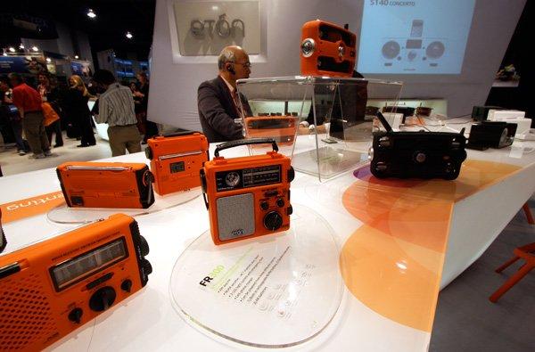 2008年国际消费电子展(CES)eTon展台设计