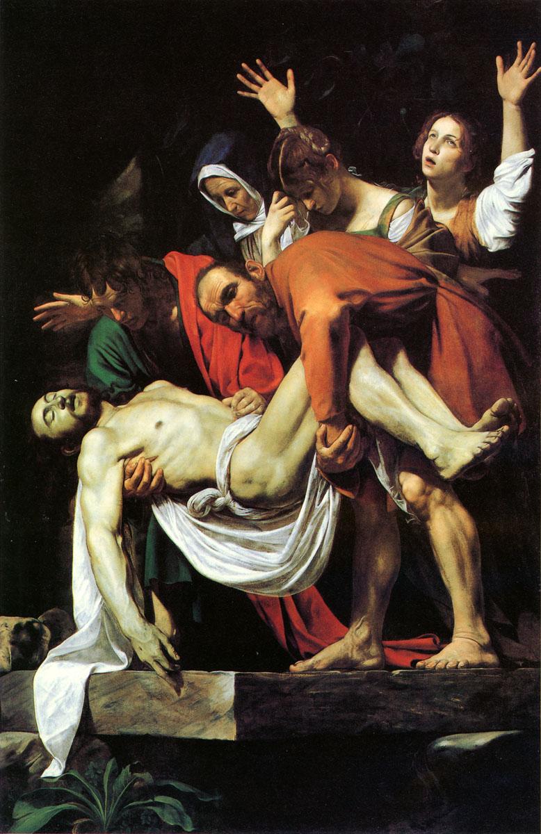生活资讯_意大利文艺复兴著名画家卡拉瓦乔(2) - 设计之家