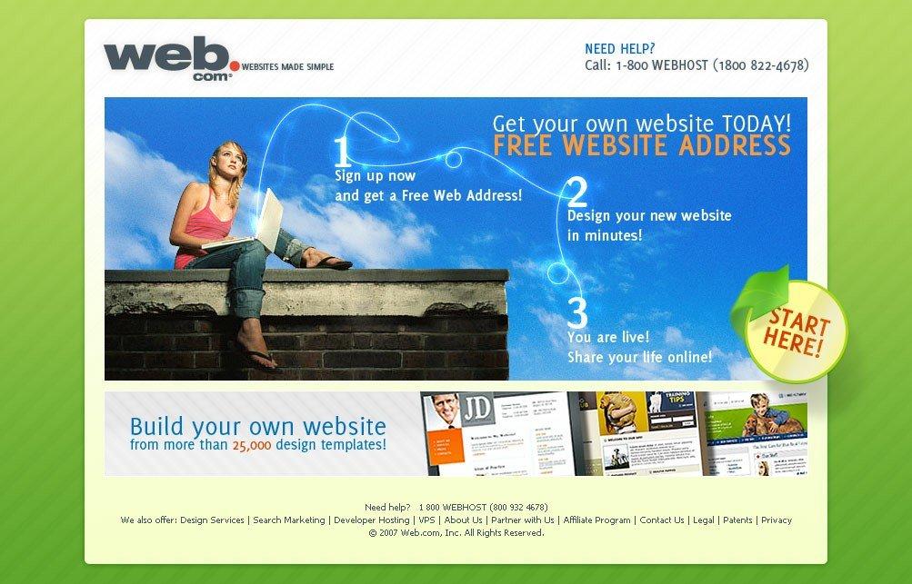 e1k优秀网页设计模板(二)(4) - 设计之家
