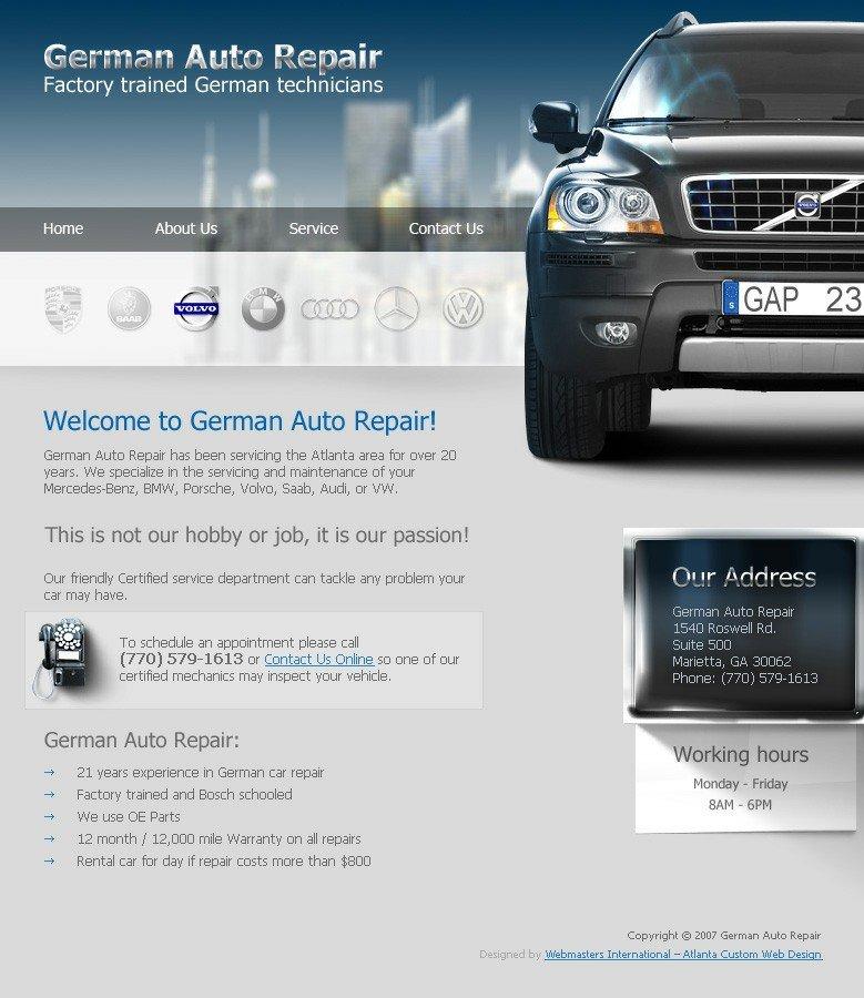 e1k优秀网页设计模板(二)(7) - 设计之家
