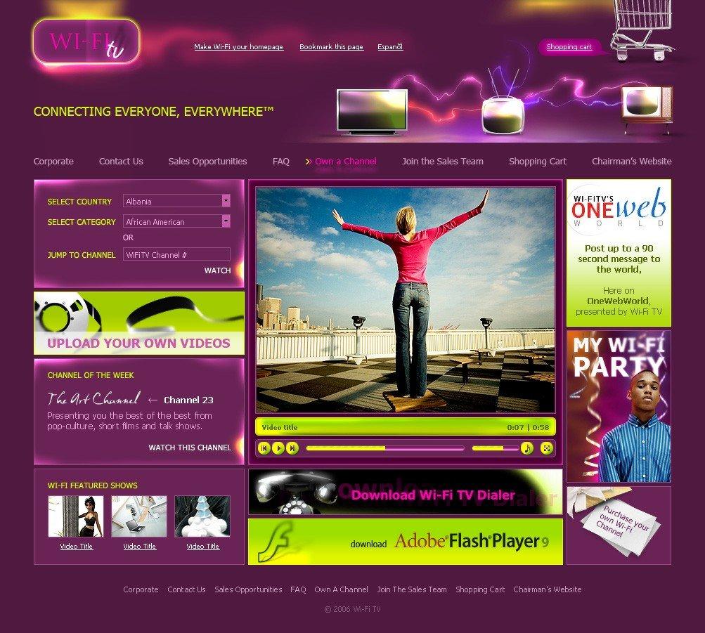e1k优秀网页设计模板(二)(8)