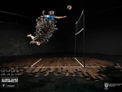 著名运动品牌Freddy广告欣赏