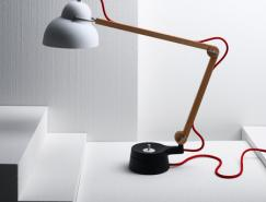 Wastberg台灯设计