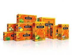 HELSY茶包裝設計