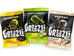 Melnik食品包裝設計
