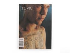 TOPIC杂志版式设计
