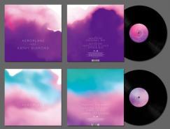 芬兰ChrisBoltonCD唱片平面设计