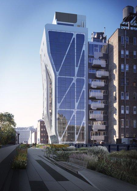 纽约HL23公寓设计欣赏