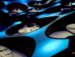 藍色青蛙餐廳室內設計