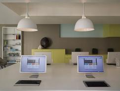 Adlucent辦公室空間設計