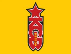 KGB標志設計作品