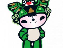 2008北京奥运福娃PNG图标
