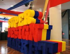 伦敦设计节展厅设计