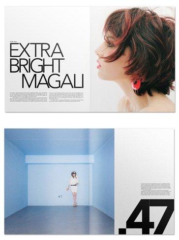 Nguyen杂志版式设计