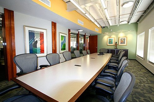 国外广告公司办公空间设计(4)